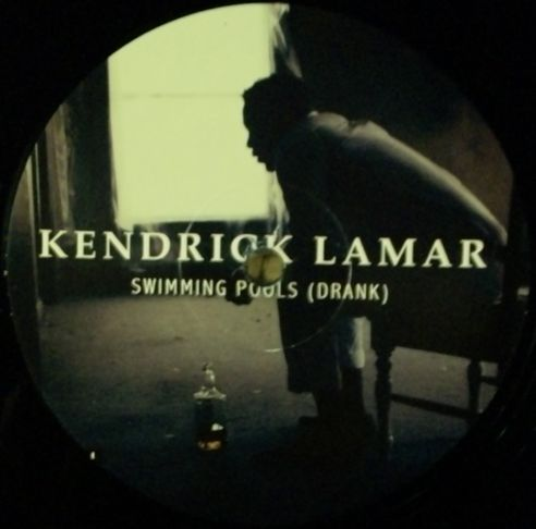 Kendrick Lamar Swimming Pools Drank Kendrickdrank001 Nagoya Mega Mix Records