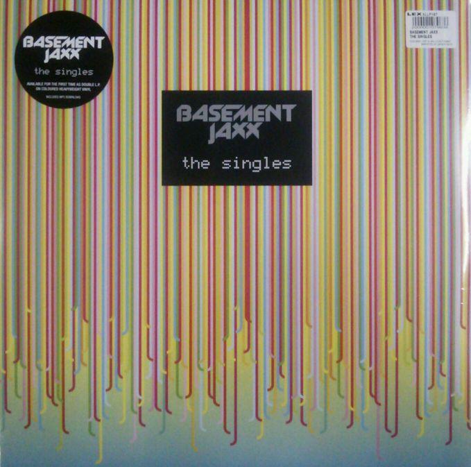 Basement Jaxx / The Singles (2LP) 完売