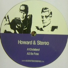 Howard & Stereo / Jaques Raupé - Dixieland