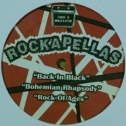 画像1: $$ Various / Rockapellas (RKA1250) NNN67-2-3