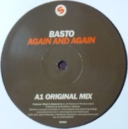 画像1: $ BASTO / AGAIN AND AGAIN (SP428) N162-1-1