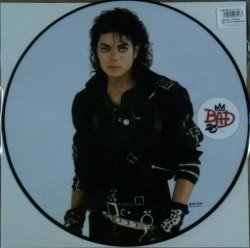 画像1: MICHAEL JACKSON / BAD (25TH ANNIVERSARY) LP