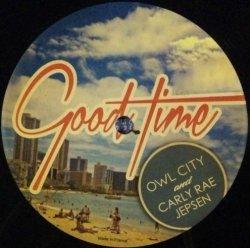 画像1: %% OWL CITY & CARLY RAE JEPSEN / GOOD TIME (OWLCARLYGOOD002) アサヒドライゼロCM曲NNN4-2-2