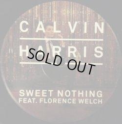画像1: %% CALVIN HARRIS FLORENCE WELCH / SWEET NOTHING (CALVINSWEET001) 完売