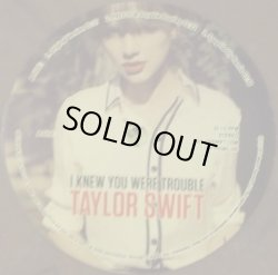 画像1: TAYLOR SWIFT / I KNEW YOU WERE TROUBLE (Taylortrouble002)