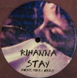 画像1: RIHANNA FEAT. MIKKY EKKO / STAY (RIHSTAY013)