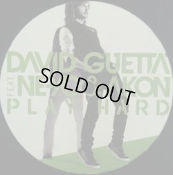 画像1: DAVID GUETTA FEAT. NE-YO & AKON / PLAY HARD (GUETTAPLAY009) 完売中