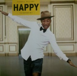 画像1: PHARRELL WILLIAMS / HAPPY (88843053631) NNN1-4-5
