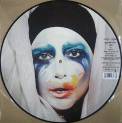 画像1: %% Lady Gaga ‎/ Applause (Remixes) Europe NNN9-6-7