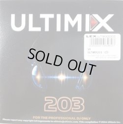 画像1: ULTIMIX 203 (CD)