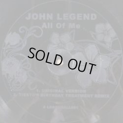 画像1: JOHN LEGEND / ALL OF ME (LEGENDALL001)