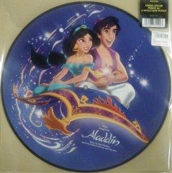 画像1: $$ V.A. / SONGS FROM ALADDIN (Picture) 00050087311223 LP N154-1-1