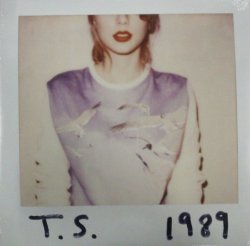 画像1: Taylor Swift / 1989 (2LP) ★ NNN8-1-2