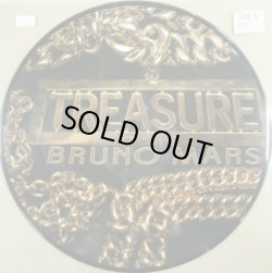 画像1: Bruno Mars / Treasure (picture Disc) PICTB58 完売