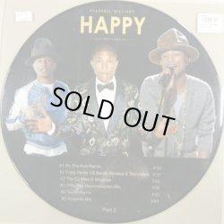 画像1: Pharrell Williams / Happy (part 2) PICTB61 完売