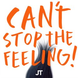 画像1: $$ JT / Can't Stop The Feeling! (Justin Timberlake) 88985-34526-1 NNN106-17-18