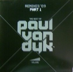 画像1: PAUL VAN DYK / THE BEST OF PAUL VAN DYK - REMIXES'09 PART 1