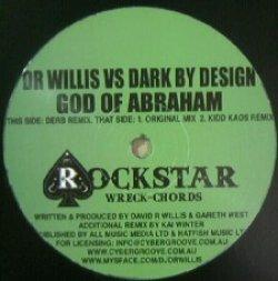 画像1: DR WILLIS VDARK BY DESIGN / GOD OF ABRAHAM