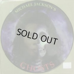 画像1: MICHAEL JACKSON / GHOSTS (PICTURE DISC)  完売