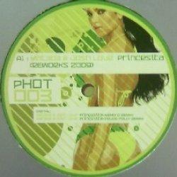 画像1: MAT303 & JOSH LOVE / PRINCESITA (REWORKS 2009)