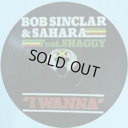 画像1: BOB SINCLAR & SAHARA FEAT. SHAGGY / I WANNA