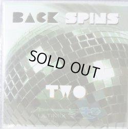 画像1: V.A. / BACK SPINS 2 (CD) ULTMIXより新シリーズ 完売